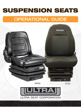 Suspension Seats - Operational Guide