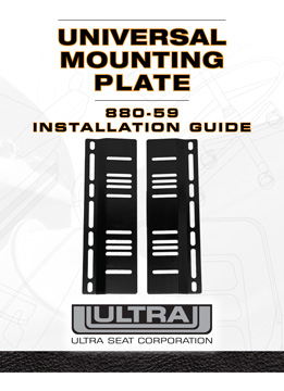 Universal Mounting Plate - Installation Guide