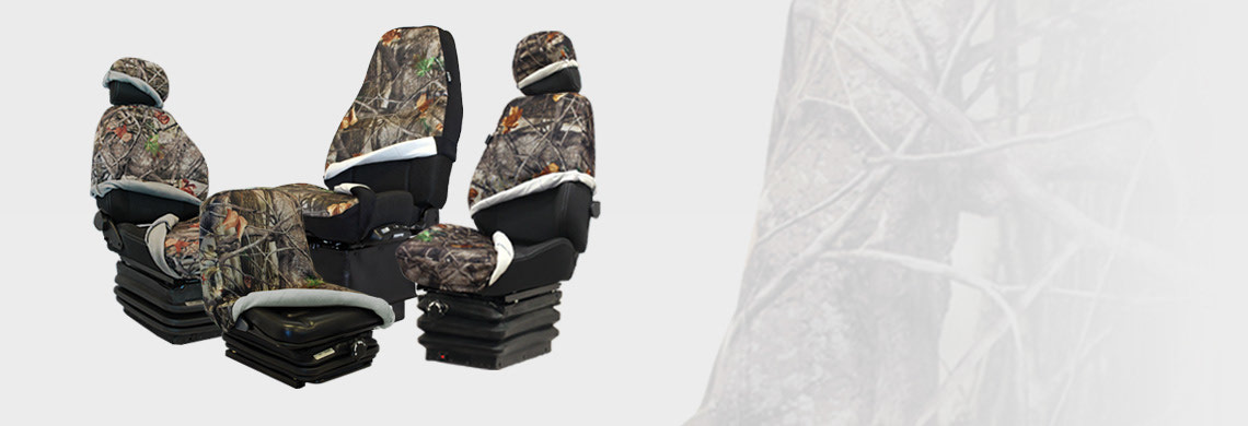 NEW! CAMO SEAT COVER KITS
