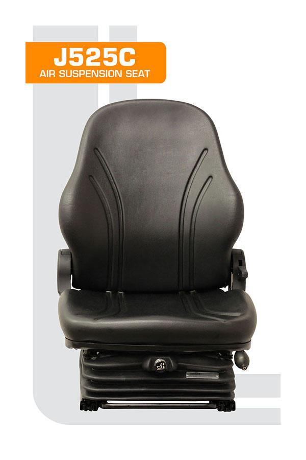 J525c Low Profile Air Suspension Seat